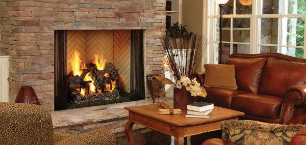 Heatilator Birmingham Wood Fireplace