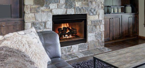 Heatilator Accelerator Wood Fireplace