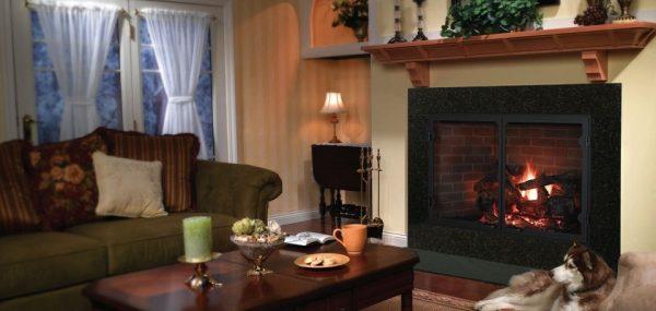Heatilator Icon Series Wood Fireplace