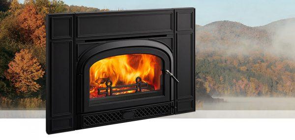 Vermont Castings Montpelier II Wood Burning Insert